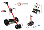 Modello S100 - Trolley Remix Carrelli Da Golf